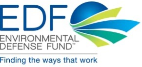 Logo: Environmental Defense Fund