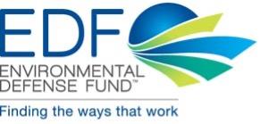 Logo: Environmental Defense Fund