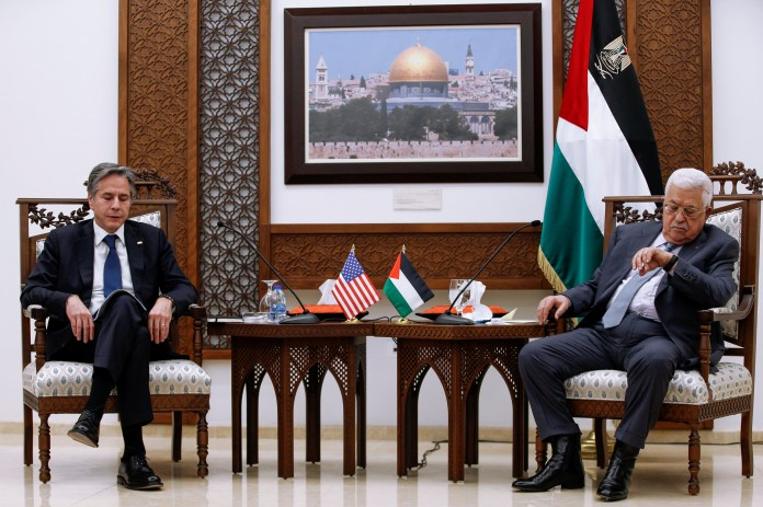 For Washington and the Palestinians, old policy is no substitute for sound policy