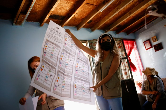 The profound issues at stake in Mexico's midterms