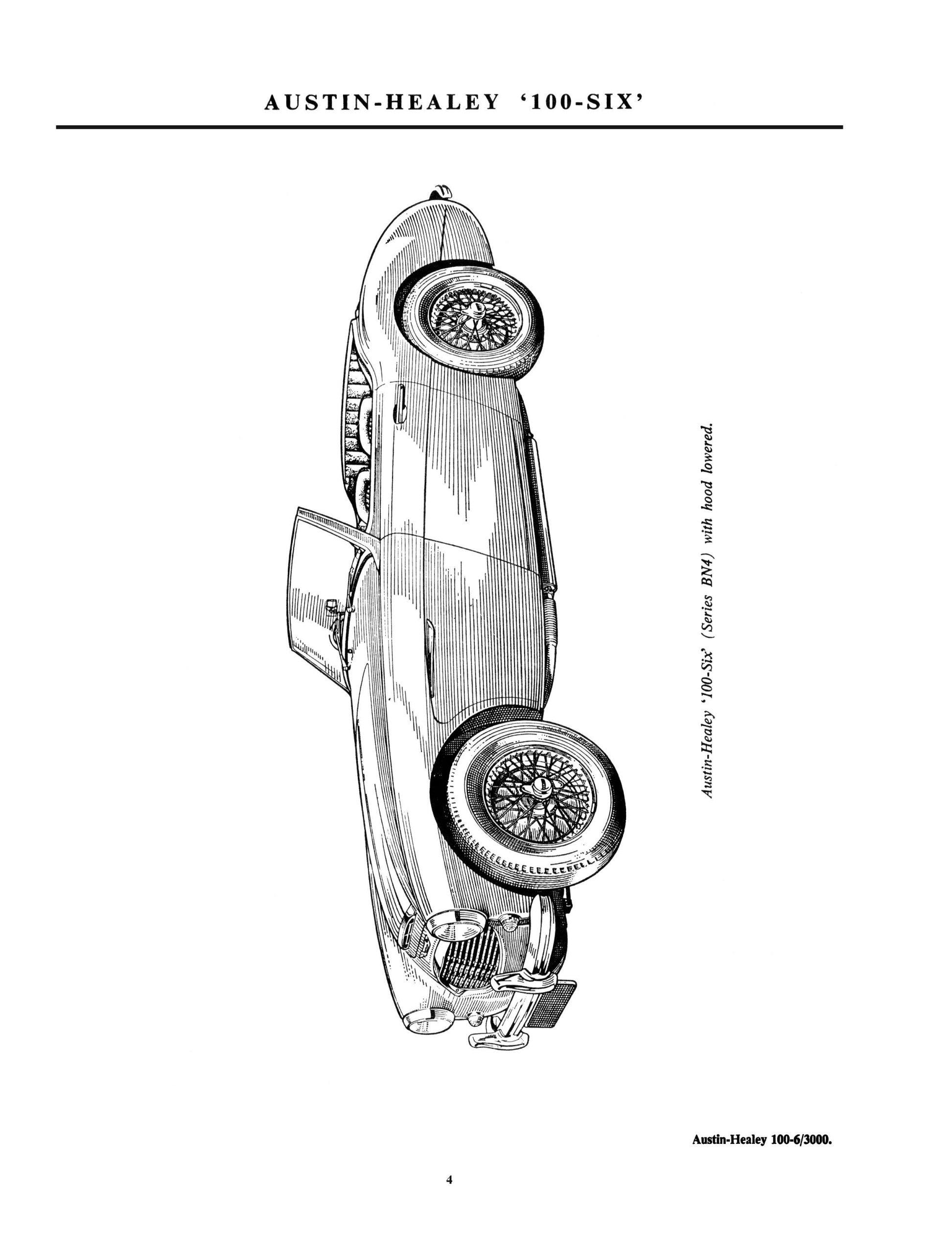 Austin-Healey 100/6 & 3000 Workshop Manual