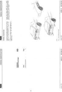 Ford Capri Workshop Manual & 2.8 Injection Supplement 1974
