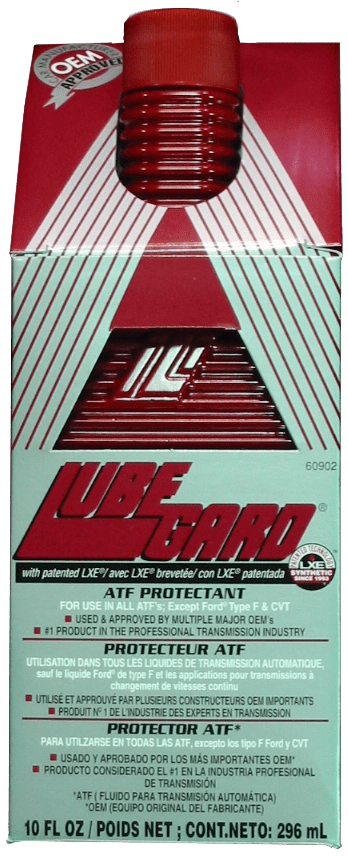 LubeGard Automatic Transmission Protectant