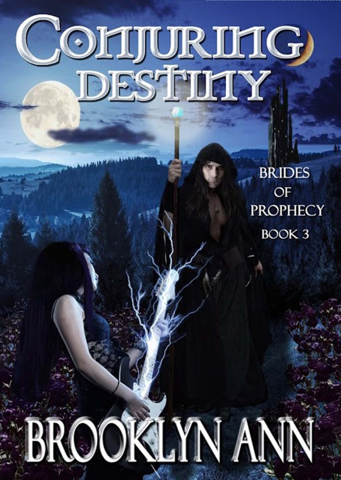 Book Cover: Conjuring Destiny