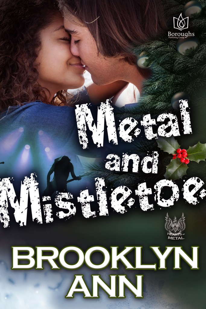 Book Cover: Metal and Mistletoe