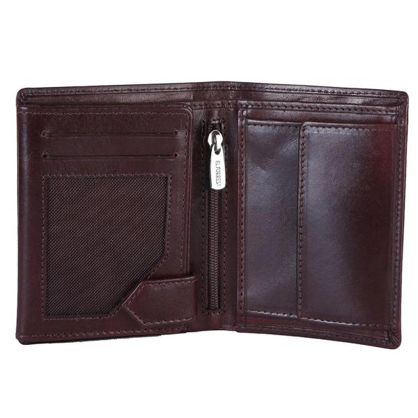 Bifold Genuine Leather Wallet For Men | Brown