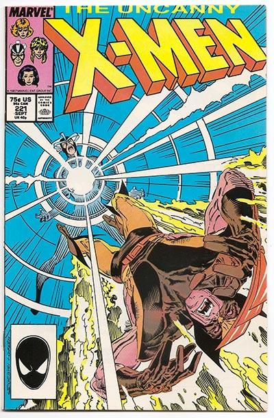 Uncanny X Men 221 1st App Mr Sinister Sabretooth App