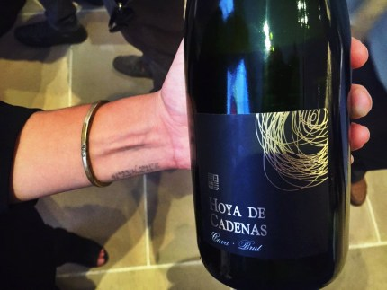 these coordinates always lead me in the right direction - to catalunya where the cava flows like rivers.