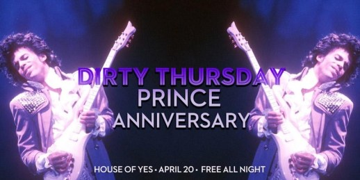 house of yes prince tribute