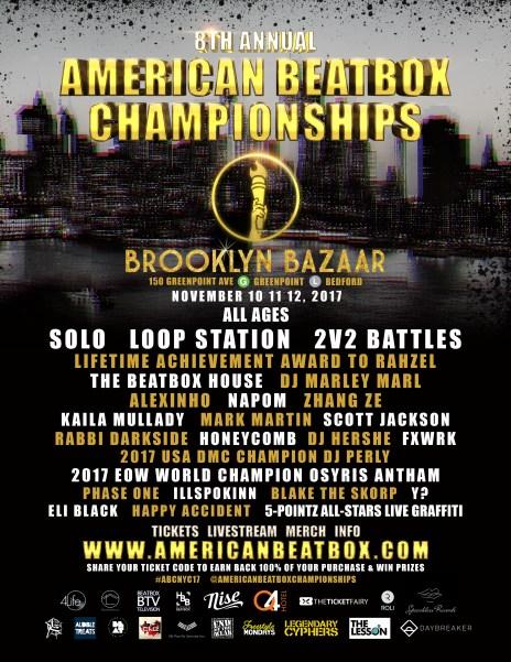 american beatboxing championship