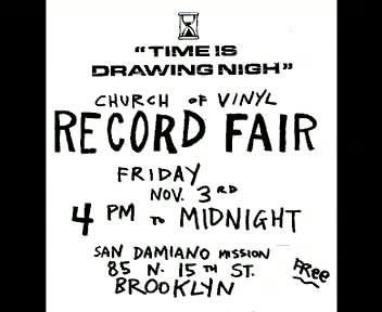 church of vinyl
