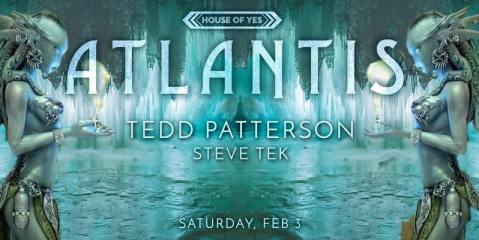 arctic atlantis at house of yes