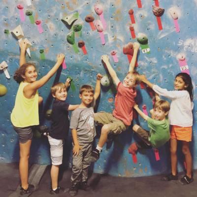 Summer Camp – Music, Friends & Rock Climbing