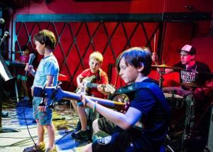 young rwr band rockwood