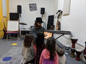 minikeys music lessons in brooklyn