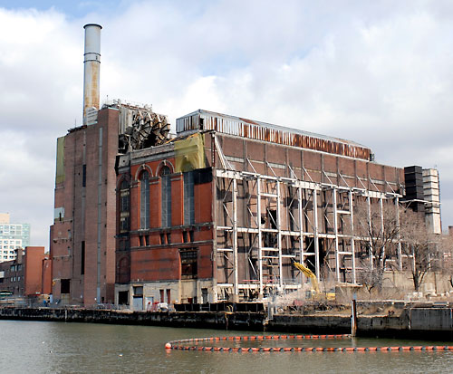 Con Ed will knock down Kent plant  Brooklyn Paper
