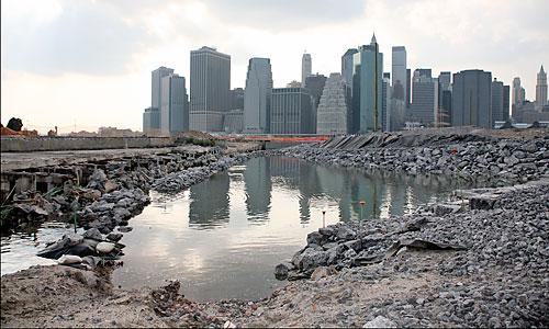 Brooklyn Bridge Park Is Being Built Brooklyn Paper