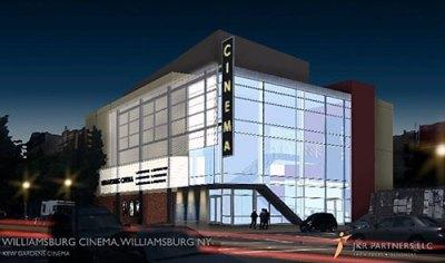 Roll 'em! New moviehouse slated for film starved ...