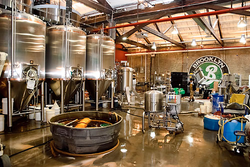 Brooklyn Brewery expansion means one thing more beer