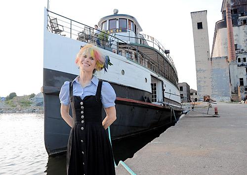 Quadrozzi Invites 107 Year Old Ship To Gowanus Bay