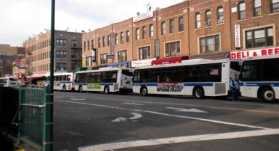 Too many buses! Community board says 4th Ave. depot unsafe ...