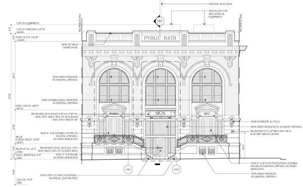 City OKs changes to landmarked Brooklyn Lyceum building