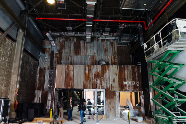 A look at Brooklyn Steel Williamsburgs newest music