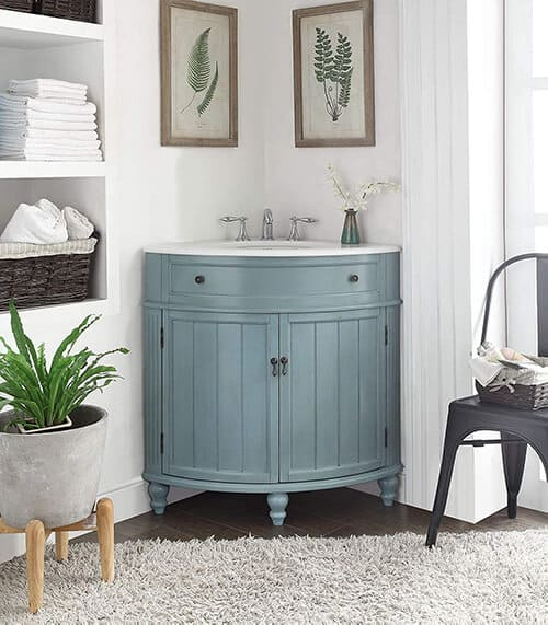 9 Best Rustic Bathroom Vanities Farmhouse And Vintage