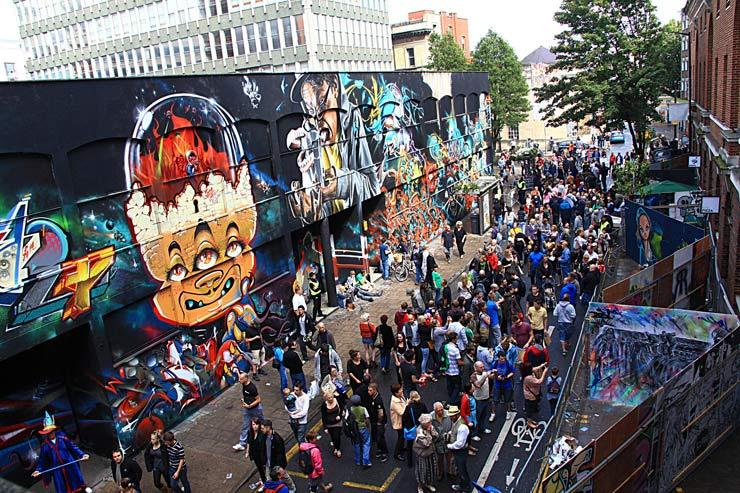 See No Evil 2012 Cultural Olymipiad Bristol UK