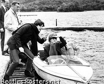 take a boat to Paul McCartney film the show get in free