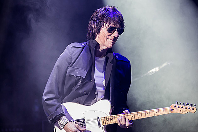 jeff beck played the capitol theatre pics setlist video playing more ny area shows this week other tour dates [ 1200 x 800 Pixel ]