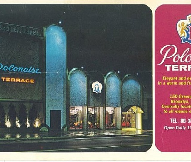 New Brooklyn Night Bazaar Taking Over Polonaise Terrace Space In Greenpoint Opening In August