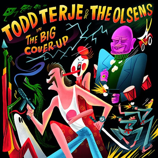 """Todd Terje & The Olsens share cover of Martin Denny/Yellow Magic Orchestra's """"Firecracker"""" from new EP"""