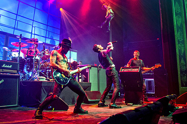 Image result for jane's addiction blue hills pavilion