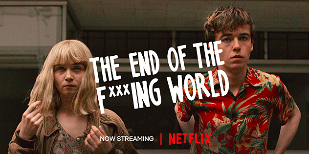 Image result for end of the f *** ing world