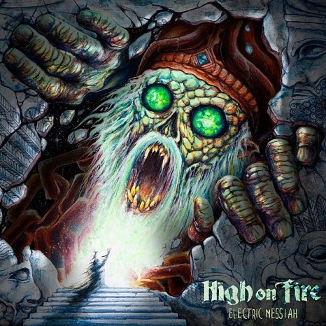 Image result for High On Fire Announce Electric Messiah Tour 2019
