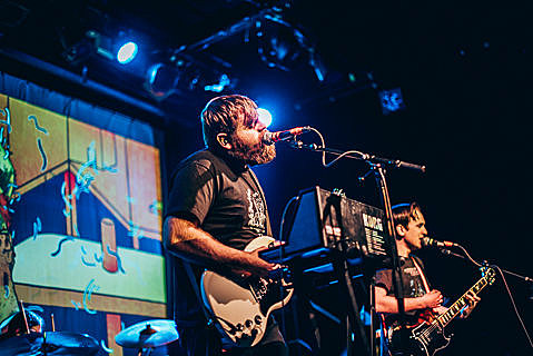 Joyce Manor And The Weaks Packed MHOW Pics Amp Setlist