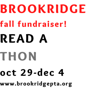 Brookridge Read-a-Thon!