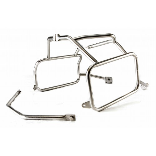 Electro-Polished Stainless Steel racks for KTM 1190