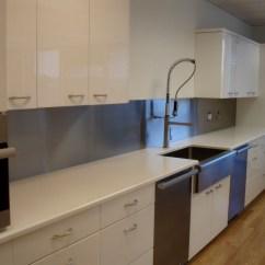 Metal Kitchen Backsplash Throw Rugs Stainless Steel Sheets Affordable