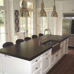 White Kitchen Countertops Turquoise Decor Classic Brooks Custom