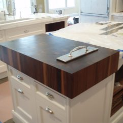 Kitchen Counter Covers Best Flooring Wood Countertops Gallery Brooks Custom