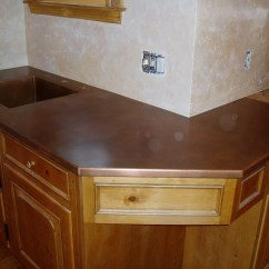 Kitchen Counter Options Bundles Copper Countertops, Hoods, Sinks, Ranges, Panels By Brooks ...