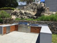 Exterior Countertops Gallery - Brooks Custom