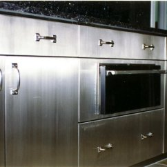 Custom Kitchen Islands Outdoor Cabinets Polymer Stainless Steel Countertop - Brooks