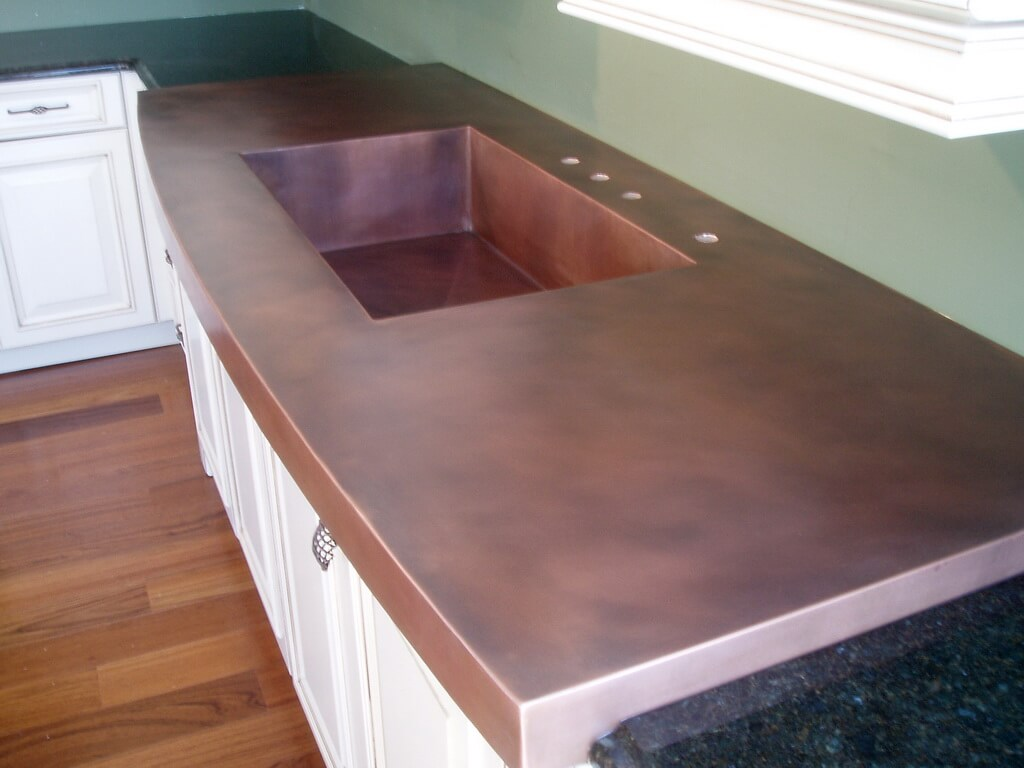 copper kitchen countertops small table with chairs hoods sinks ranges panels by brooks