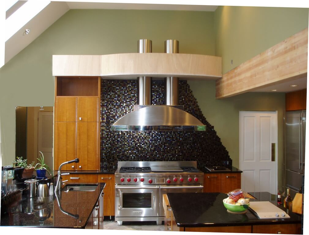 Stainless Steel Range Hoods  Brooks Custom