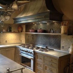 Backsplashes For Kitchen Cast Iron Sink & Wall Panels - Brooks Custom