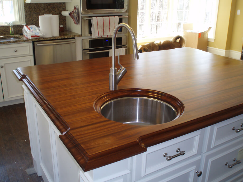 wood kitchen counters furniture for countertops gallery brooks custom