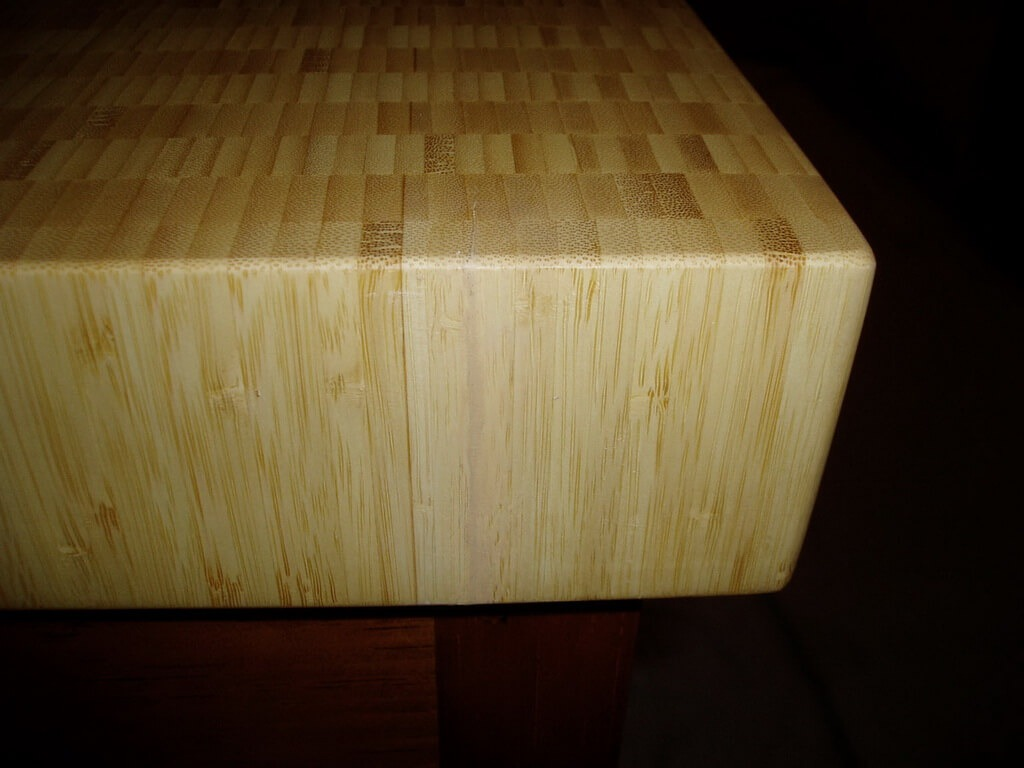 End Grain Wood Countertops  Brooks Custom